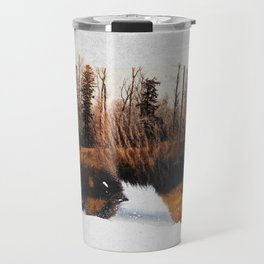 Travelling Bear Travel Mug