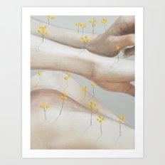 Spring Fever II Art Print