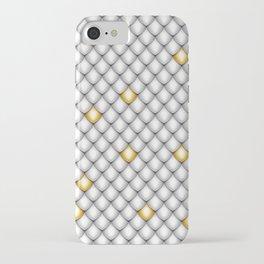 Fish Scale Pattern Design iPhone Case