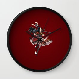Royal Alice Wall Clock