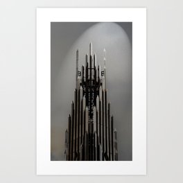 towers of power Art Print