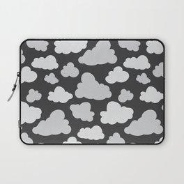 cloudy camo Laptop Sleeve