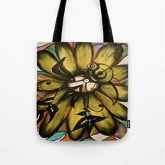 Let The Sunshine In (Sunflower) Tote Bag