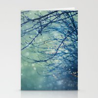 silent Stationery Cards featuring Silent Night  by Laura Ruth