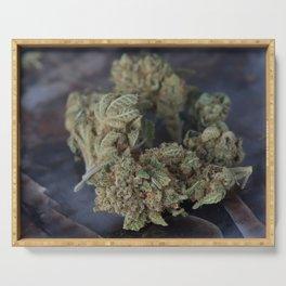 Medical Marijuana Deep Sleep Serving Tray