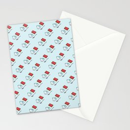 Moomin Cup Stationery Cards