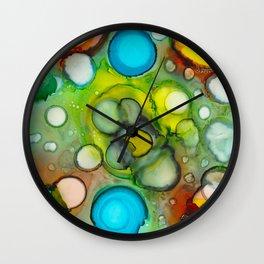 Ink 4 Wall Clock