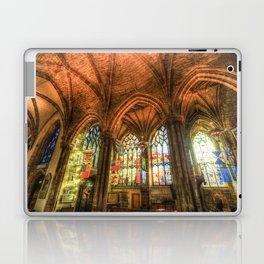 Winter Sun Cathedral Laptop & iPad Skin