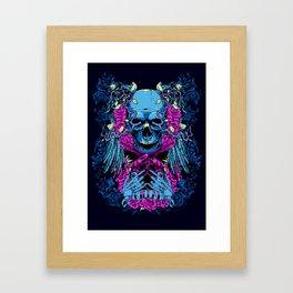 Killah Framed Art Print