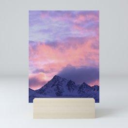 Rose Serenity Sunrise III Mini Art Print