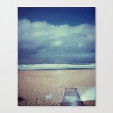 Tura Beach Canvas Print