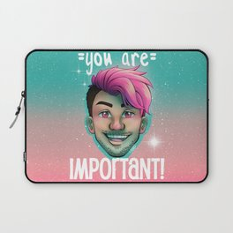 Markiplier - You Are Important Laptop Sleeve