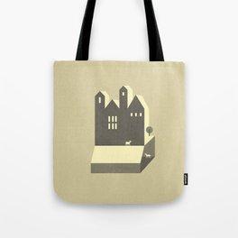 Small houses Tote Bag