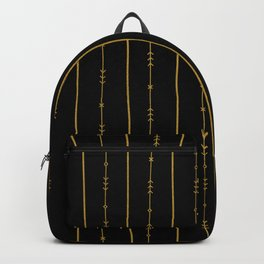 SCANDINAVIAN PATTERN Backpack