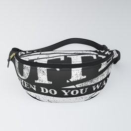 COFFE---LOVER Fanny Pack