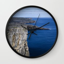 Aran Islands - Inis Mor Wall Clock