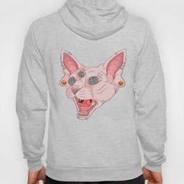 Freaky Kitty v.2 Hoody