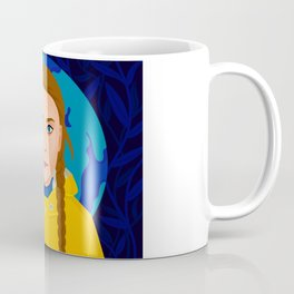 Greta Thunberg Coffee Mug