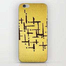 graphyc iPhone Skin