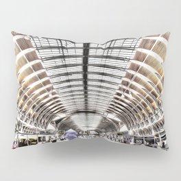 Paddington Station London Art Pillow Sham