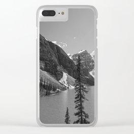 Moraine Lake | Alberta Canada Clear iPhone Case