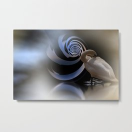 quite different Metal Print