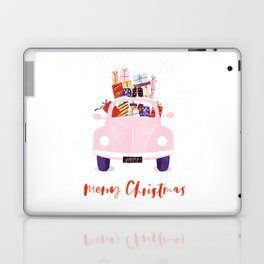 Driving home for Christmas Laptop & iPad Skin