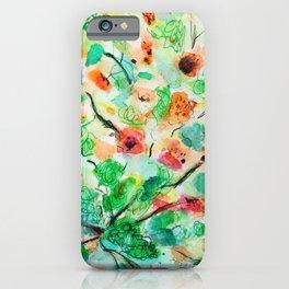 Garden's inspiration iPhone Case