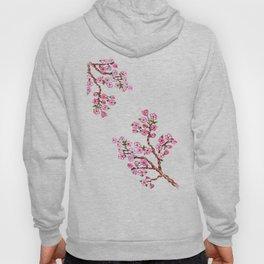Sakura Branch Painting Hoody