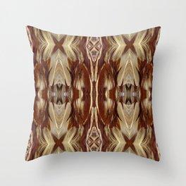 Pheasant Print 1 Throw Pillow