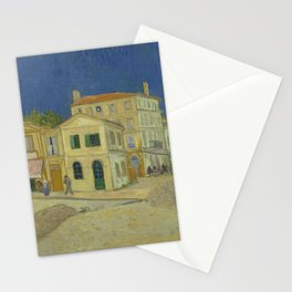 The Yellow House Stationery Cards