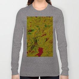 Sublimation Long Sleeve T-shirt