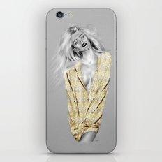 + BAD GIRLS + iPhone & iPod Skin