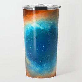 Eye Of God - Helix Nebula Travel Mug