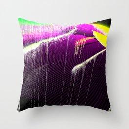 Wav3d Throw Pillow