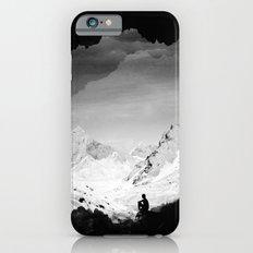 Snowy Isolation Slim Case iPhone 6
