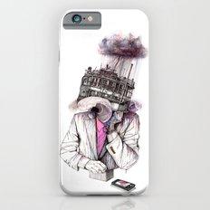 s.o.s iPhone 6s Slim Case