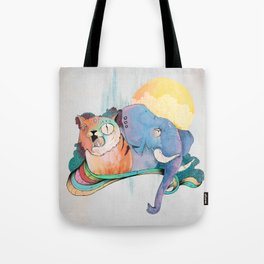 THAI FRIENDS Tote Bag