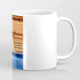 Fisher Port - Sassnitz - Isle Ruegen Coffee Mug