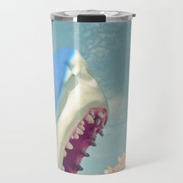 Shark! Travel Mug