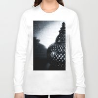 moroccan Long Sleeve T-shirts featuring Moroccan Memories by Brian Raggatt