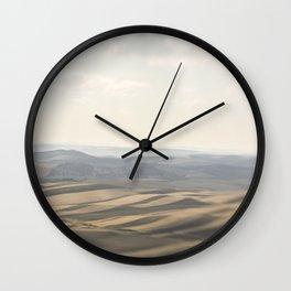 panorama Wall Clock