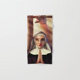 Nun Hand & Bath Towel