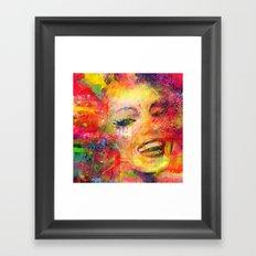 Meryli Monroe Framed Art Print