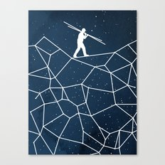 Constellate Canvas Print