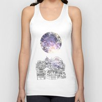 cincinnati Tank Tops featuring Cincinnati Fairy Tale by Signe