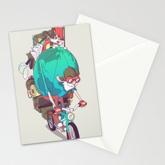Mr. Traveler Stationery Cards