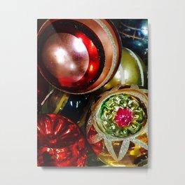 A Trip Through The Antique: ornaments Metal Print