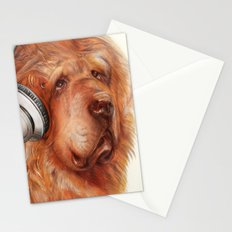 Music Therapy Stationery Cards