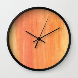 DRENCH.flame Wall Clock